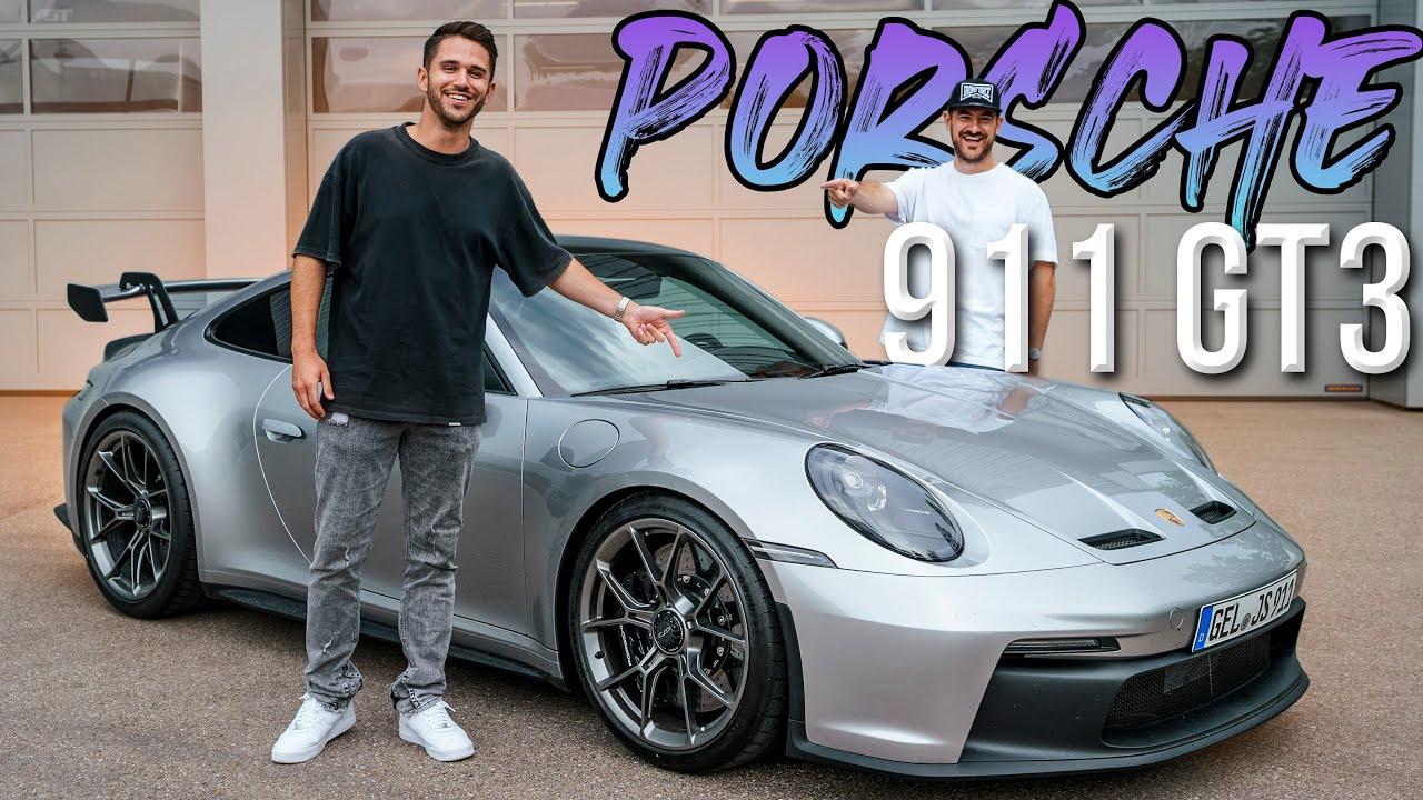 Der neue PORSCHE 911 GT3 992 | Pure Liebe 😍🔥 | Daniel Abt