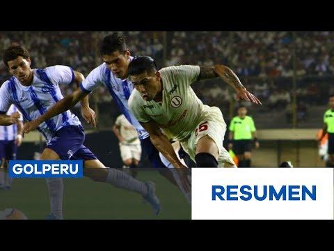 Universitario Cerro Largo Match Highlights