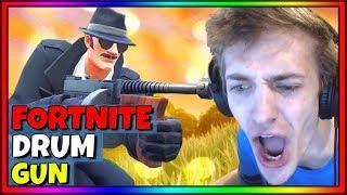 Fortnite Drum Gun Highlights