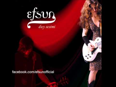 EFSUN - Duy sesimi (akustik)