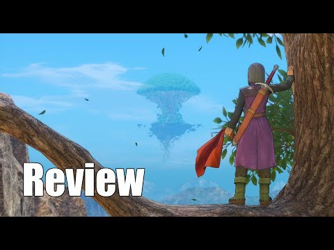 ThePsychicExtremist Dragon Quest XI Review - A Classic