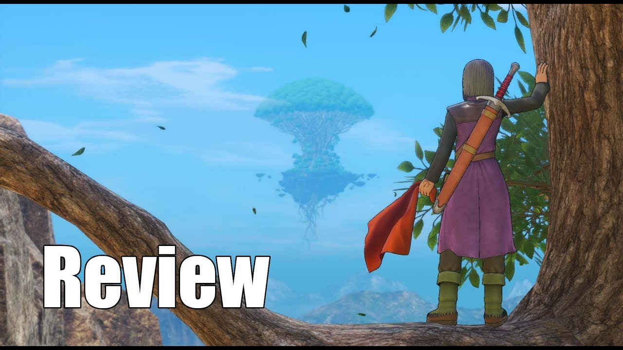 ThePsychicExtremist Dragon Quest XI Review - A Classic Series