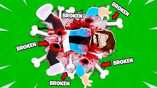 I Broke EVERY BONE In Roblox.. (Mods)