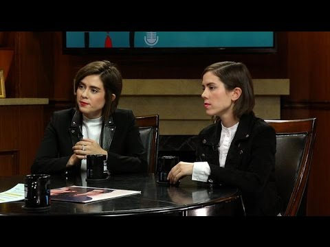 Tegan and Sara on LGBT rights in Canada vs. the U.S. | Larry King Now | Ora.TV