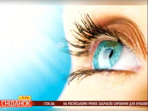 Захворювання сітківки очей