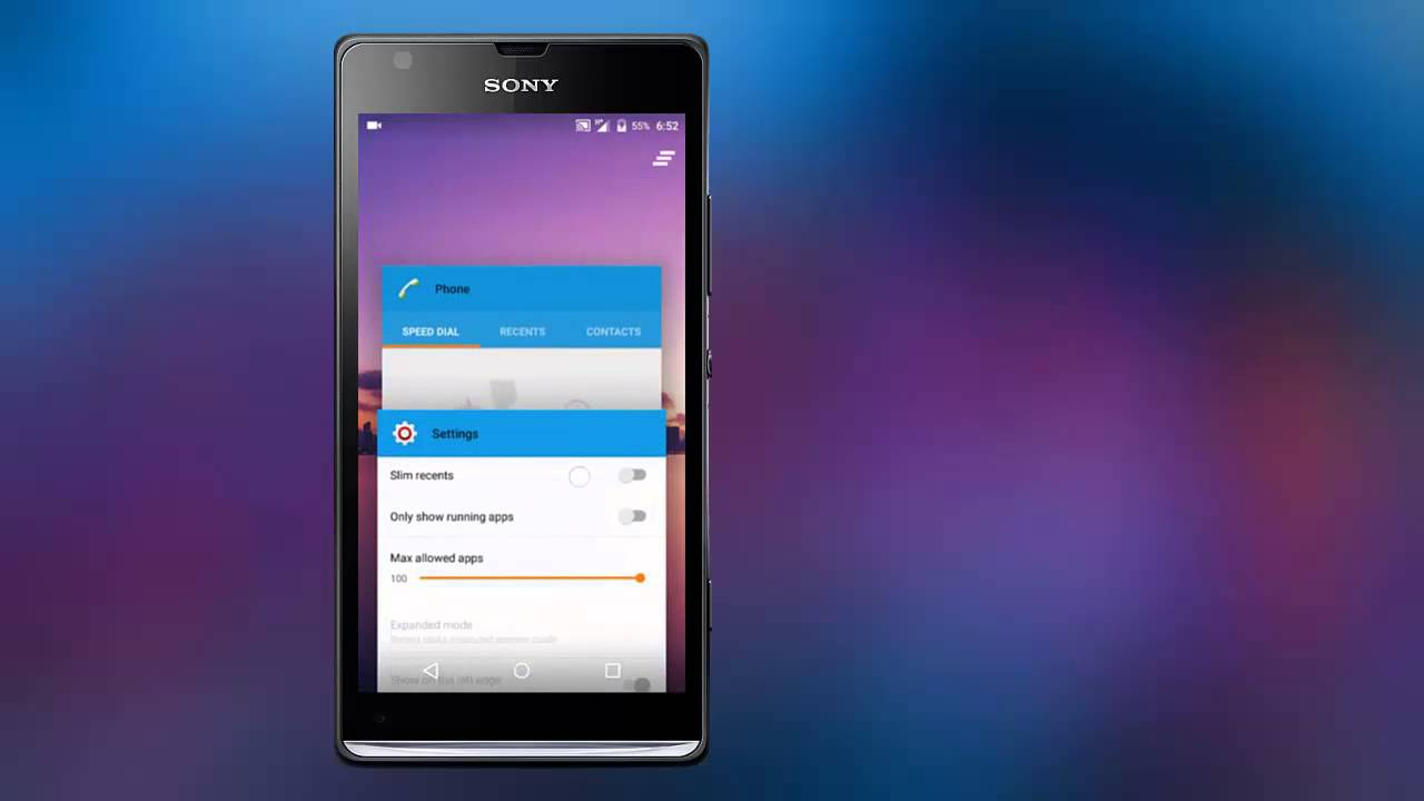 Xperia SP OwnROM, the most stable Xperia SP Lollipop ROM ever