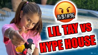 LIL TAY vs HYPE HOUSE