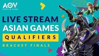 ASIAN GAMES Qualifiers 26 Mei 2018 - Garena AOV (Arena of Valor)