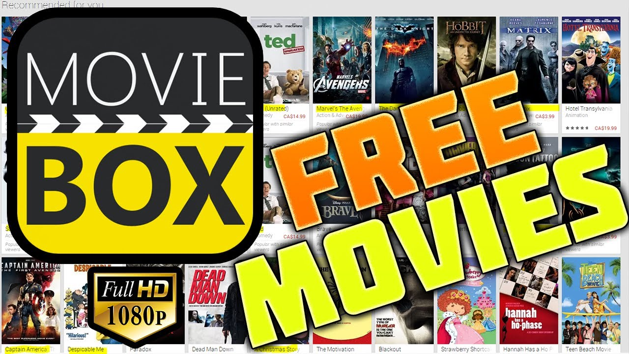 app to download movies for free on iphone