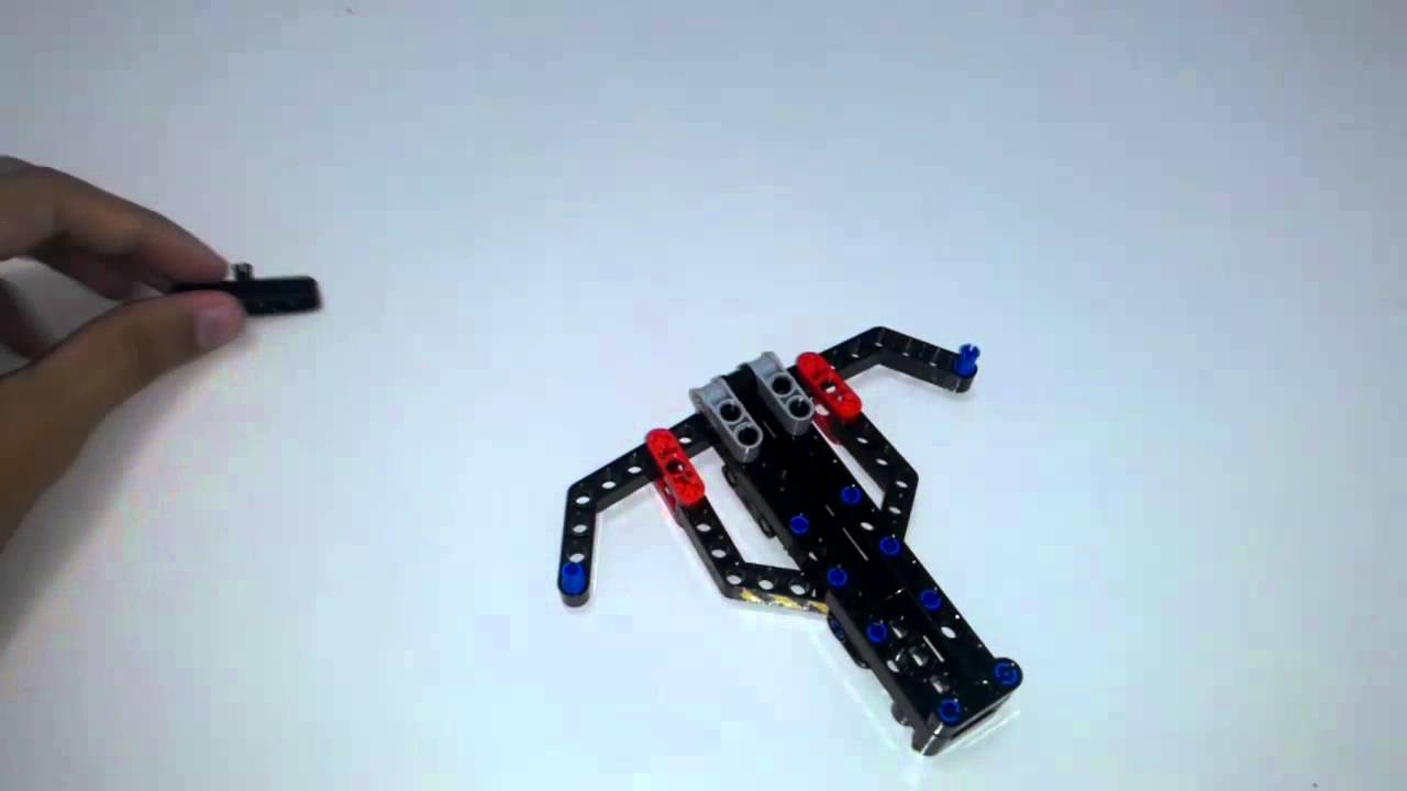 How To Build Lego Crossbow Youtube
