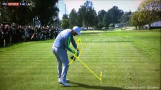 Reactionary Golf - Trail Wrist Kinematics - Step 1 to Compress the Ball