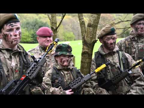 3 Company Fieldcraft Training May 2015