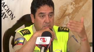Más de 51 detenidos por varios delityos en Azuay
