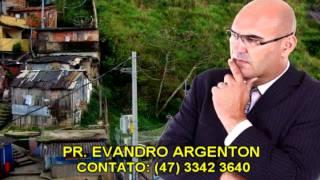 PREGAÇÃO CHOCANTE - BATALHA ESPIRITUAL - PR. EVANDRO ARGENTON