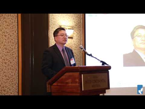 [Canada-China Youth Business Forum] Neil Zhang, President of China WindPower Inc.