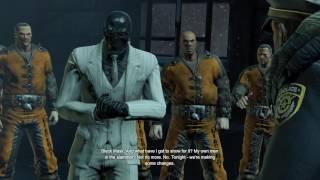 4K 60FPS Batman Arkham Origins Walkthrough (Part 1)
