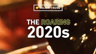The Roaring 2020s - 2020 Creative Trends | Shutterstock