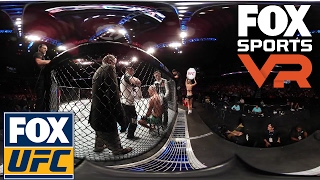UFC Fight Night in Nashville | 360 VIDEO | UFC ON FOX