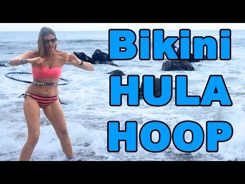 El Matador Beach Hula Hoop Girl Malibu California VLOG