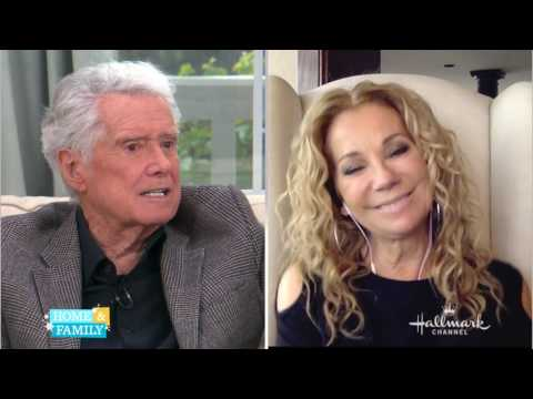 Kathie Lee Gifford Facetime surprise