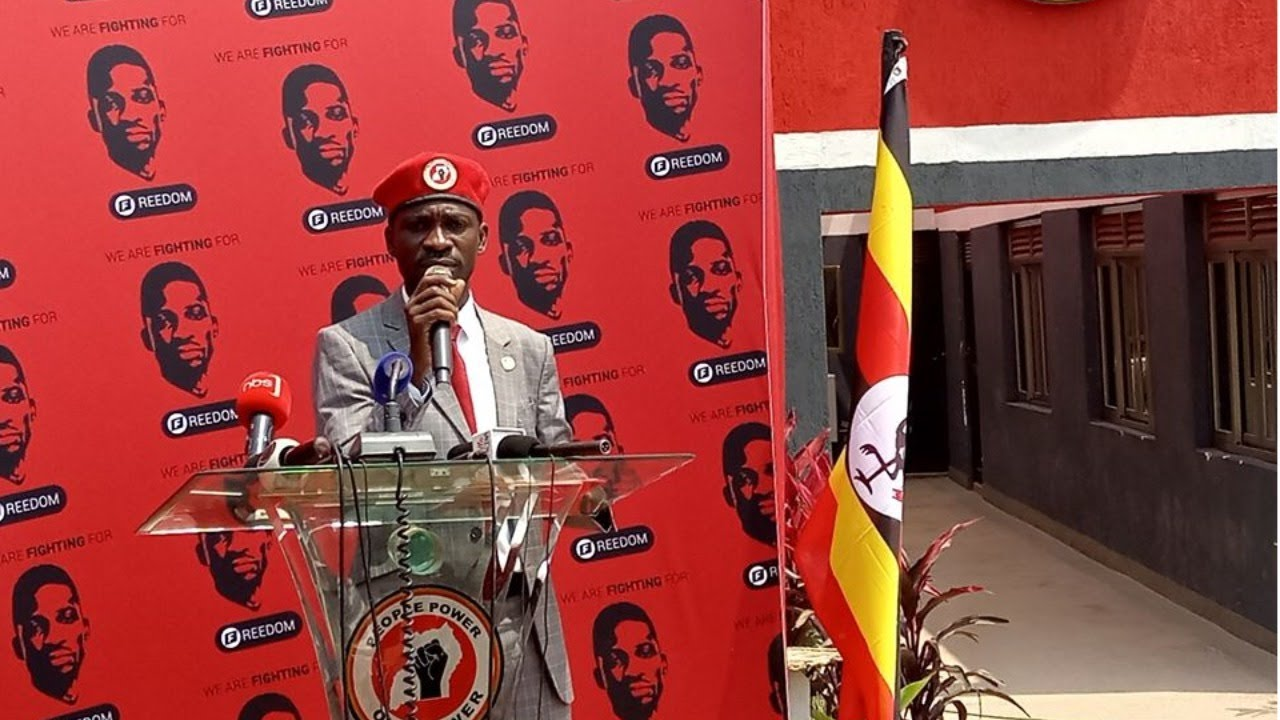 Bobi Wine On Ghetto Tv , Anderw Muwenda Flag-bearer & His Eviction from A Radio Station in Mbale