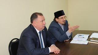 Мэр Саратова посетил соборную мечеть