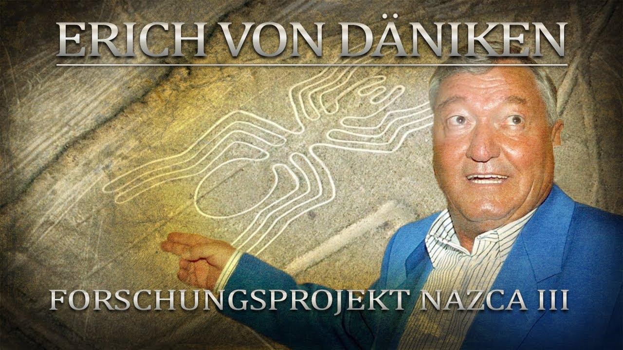 Erich von Däniken Vortrag   Forschungsprojekt Nazca III