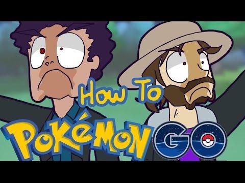 I wuna be deh very beh! - Pokemon Go Theme song Parody