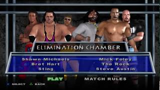 hctp mod 20 elimination chamber match
