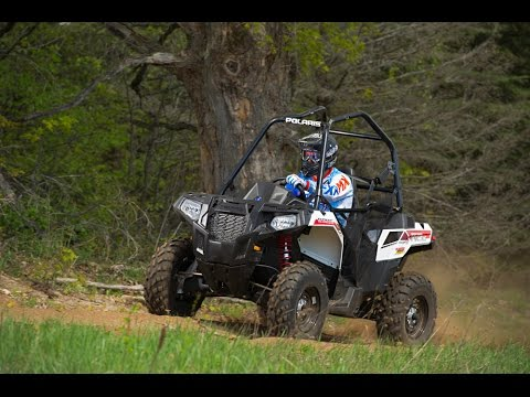 TEST RIDE: 2014 Polaris Sportsman ACE