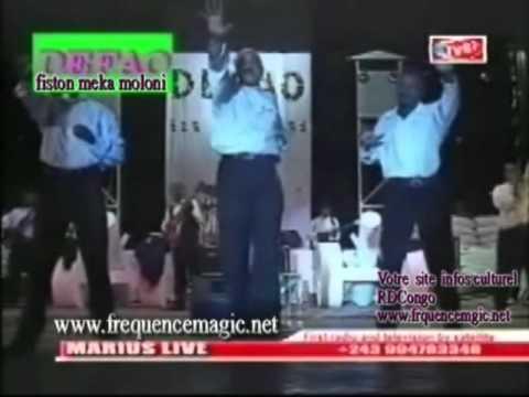 general defao  concert  a  abidjian