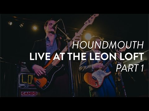 "Houndmouth performs ""15 Years"" live at the Leon Loft"