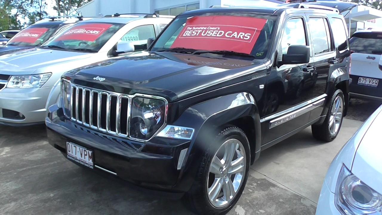 Used Jeep Cherokee Jet 2012 at Sunshine Coasts Best Used Cars ...