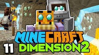 DA SIND DIE DIIIIAAAAS! ☆ Minecraft DIMENSION 2 #11
