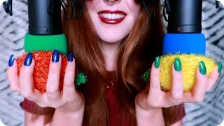 ASMR Bass Boosted BRAIN SCRATCHING for Tingle Immunity (No T...