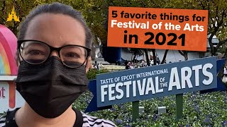 5 favorite things at Festival of the Arts for 2021