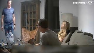 STRACHE UND DIE SCHÖNE RUSSIN: Neuwahl in Österreich nach FPÖ-Skandal-Video
