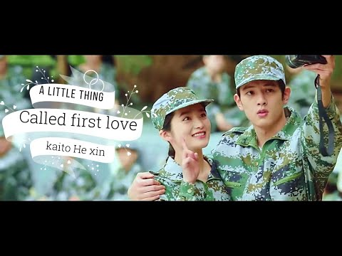 Huang Wei - Live in Your Heart (Music Video) LIN KAITO HE XIN | A little Thing called first love OST