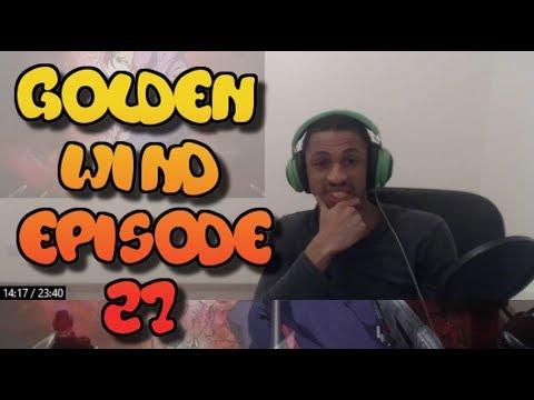 Download JoJo's Bizarre Adventure   Golden Wind   Reaction - Episode. 27