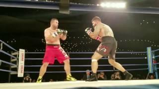 Adam Braidwood vs  Tim Hague