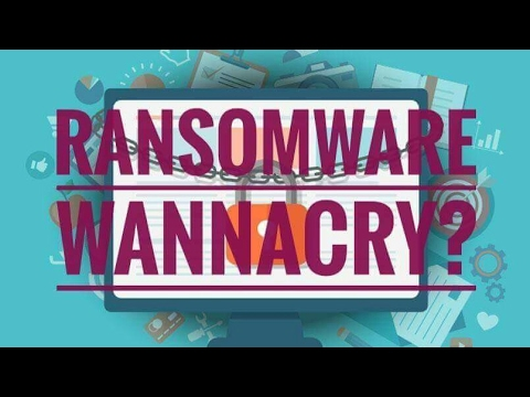 রেনসোমওয়ার আতংক | WannaCry | Ransomware & How To Be Safe | ATC