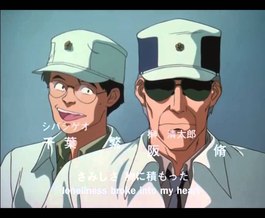 Patlabor on Television - Remastered OP (Eng sub)