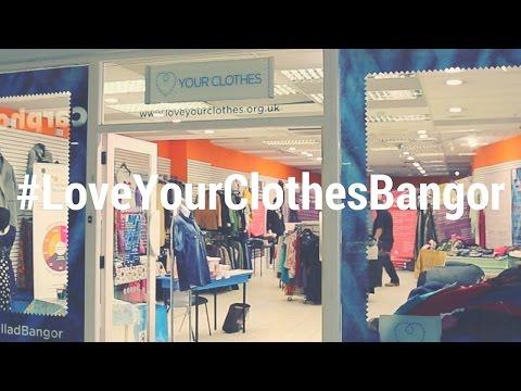 Love Your Clothes Bangor