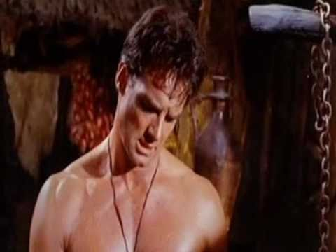 Steve Reeves as Romulus, great Hans Zimmer music!