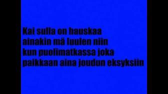 Apulanta - Mitä kuuluu (lyrics)