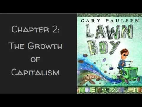 Lawn Boy by Gary Paulsen Ch. 1-3