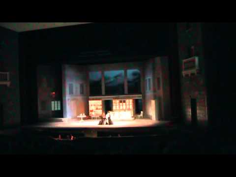 """Sophie Gordeladze in Donizetti's """"il campanello"""""""