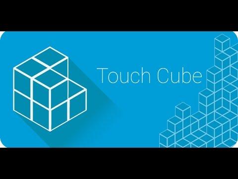 Touch Cube - программа для создания 3d моделей на мобильных устройствах