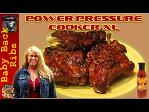 how to cook hot wings in pressure cooker