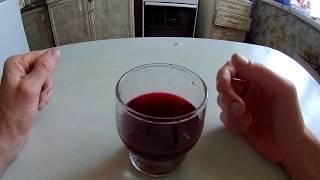 Домашнее вино из смородины, винограда, малины.....